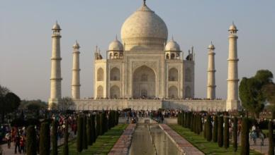 India - Taj Mahal (3)