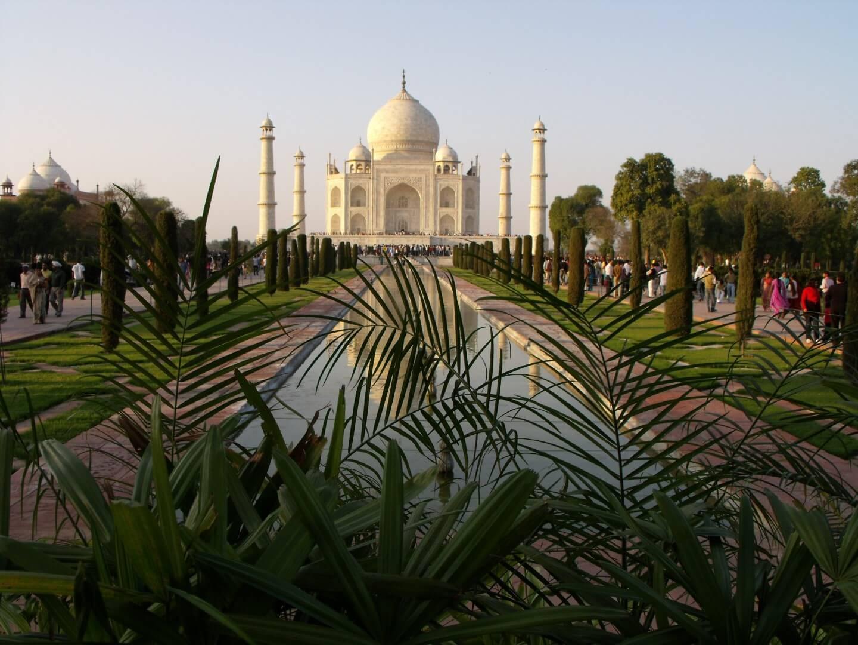 India - Taj Mahal (4)