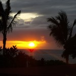 Hawaii - Moui (Tramonto)