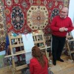 20130320 - 127 - Cappadocia (Fabbricazione Tappeti)