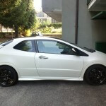 Honda Civic Type-R White Satin Pearl (02)