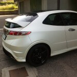 Honda Civic Type-R White Satin Pearl (03)