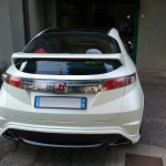 Honda Civic Type-R White Satin Pearl (04)