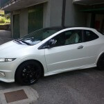 Honda Civic Type-R White Satin Pearl (01)