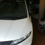 Honda Civic Type-R White Satin Pearl (05)