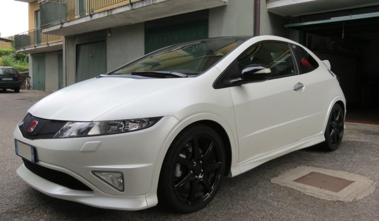 Copertina Civic Type-R