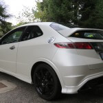 Honda Civic Type-R White Satin Pearl (07)