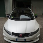 Honda Civic Type-R White Satin Pearl (08)