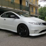 Honda Civic Type-R White Satin Pearl (13)
